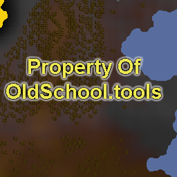 World Map Old School RuneScape - OldSchool.tools